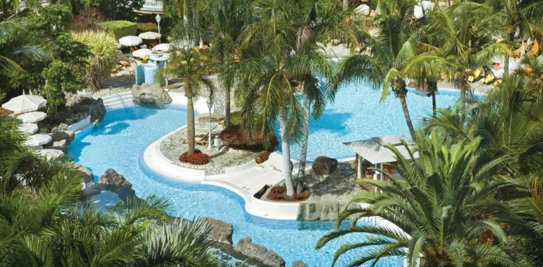 Hotel Jardines de Nivaria, pool overview