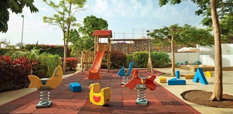Gran Hotel Roca Nivaria, kids playground