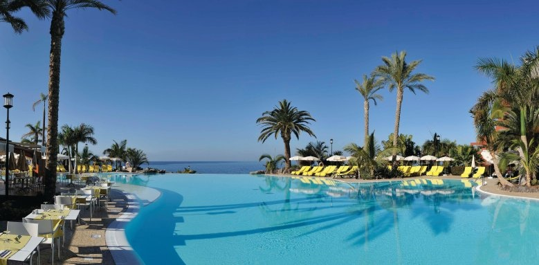 Gran Hotel Roca Nivaria, swimming pool