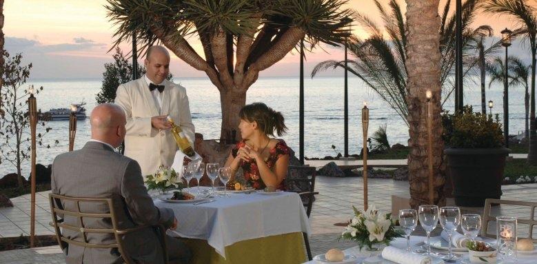 Gran Hotel Roca Nivaria, restaurant