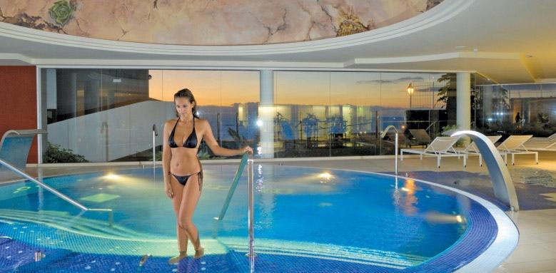 Gran Hotel Roca Nivaria, spa