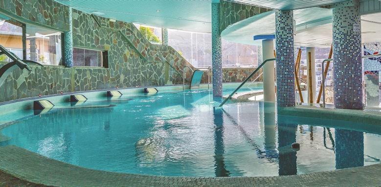 gloria palace royal, indoor pool