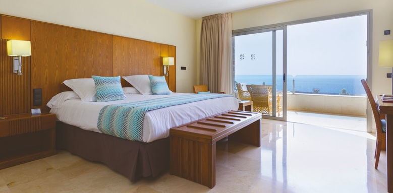 gloria palace royal, double room ocean view