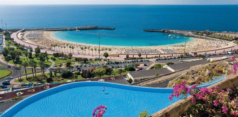 Gloria Palace Royal Hotel & Spa, pool & sea view