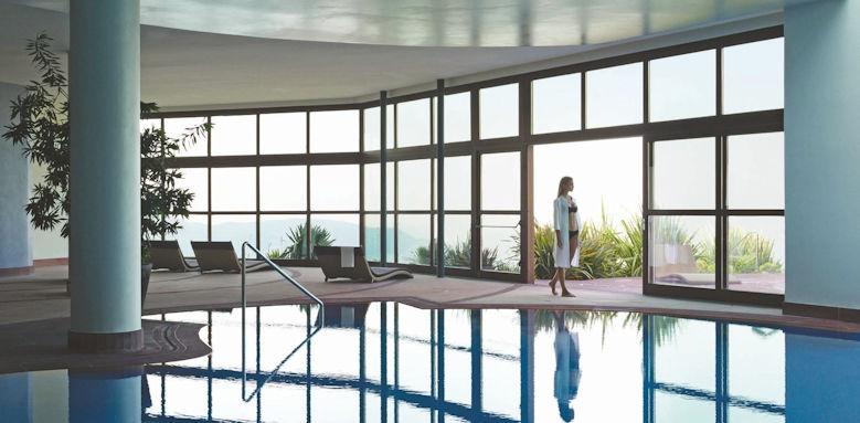 Lefay Resort, indoor pool