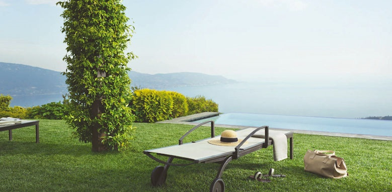 Lefay Resort, royal suite