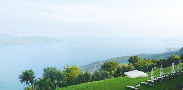 Lefay Resort, lake view