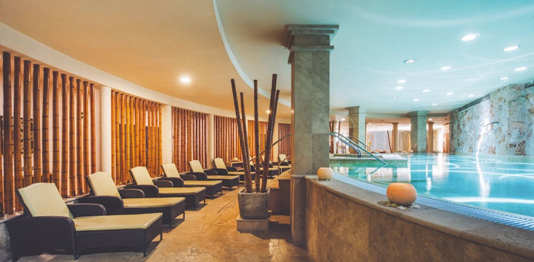 Iberostar Grand Hotel El Mirador, spa pool