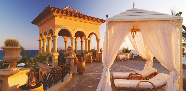 Iberostar Grand Hotel El Mirador, balconda area