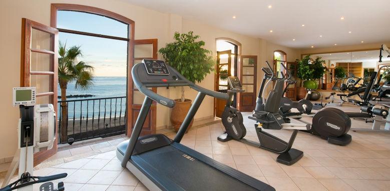 Iberostar Grand Hotel El Mirador, gym