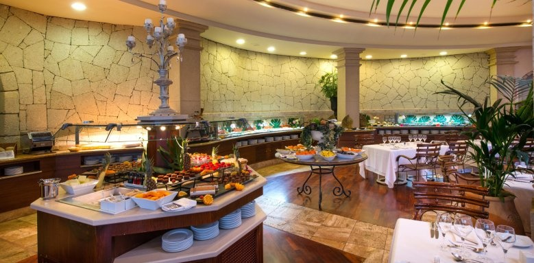 Iberostar Grand Hotel El Mirador, buffet restaurant