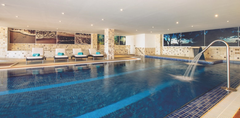 iberostar jardin del sol, indoor pool