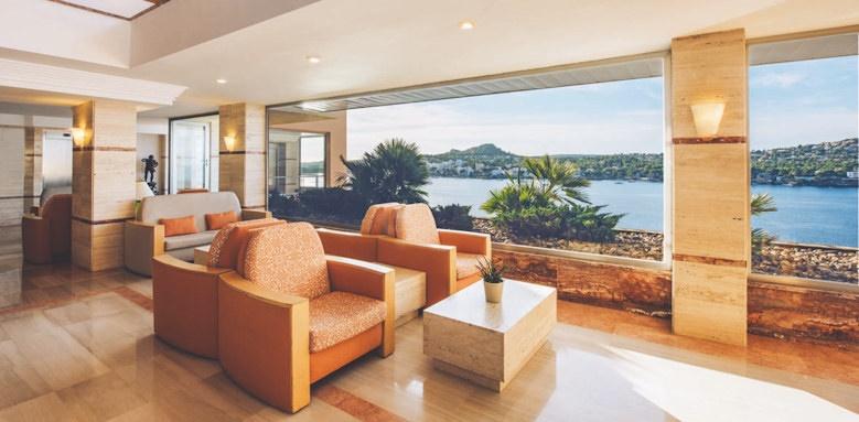 iberostar jardin del sol, lounge