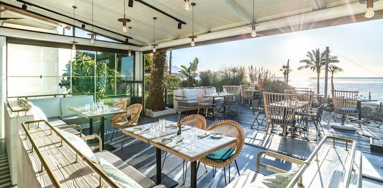 Kempinski Hotel Bahia Marbella, Beach Restuarant Image