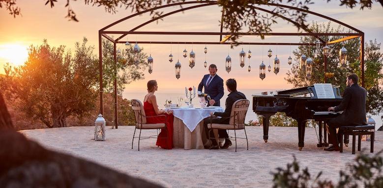 belmond la residencia, private dining