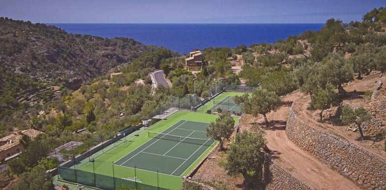 belmond la residencia, tennis