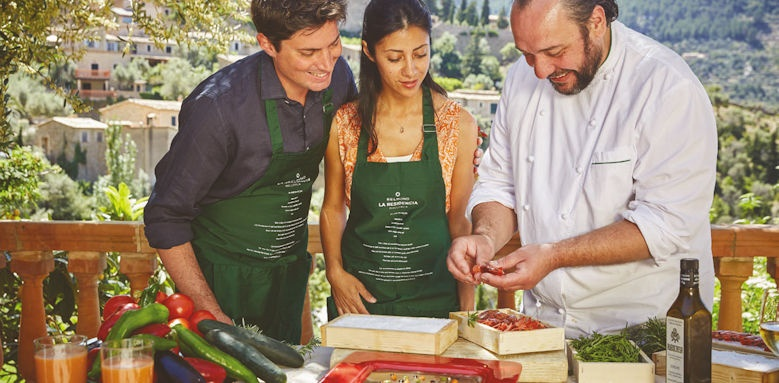 belmond la residencia, cooking lesson