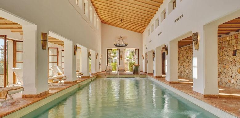 belmond la residencia, indoor pool