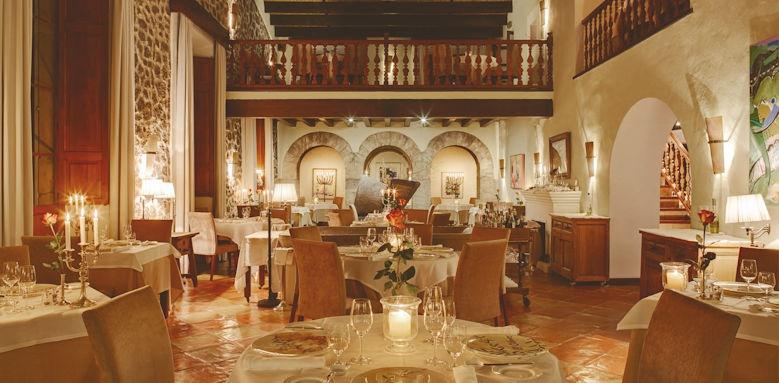 belmond la residencia, restaurant