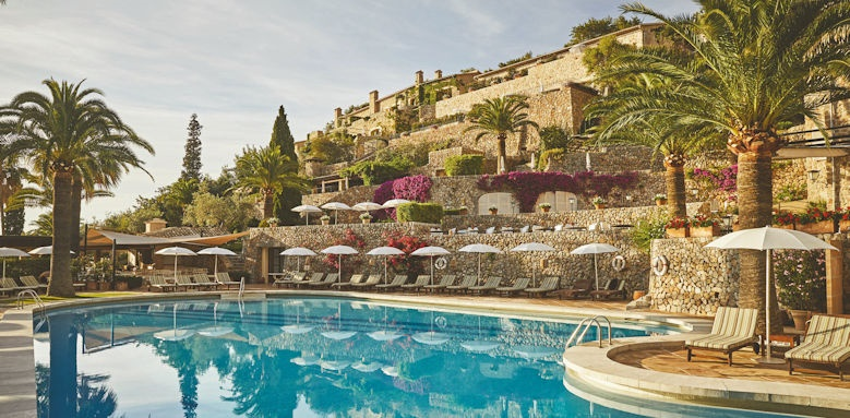 belmond la residencia, main pool area