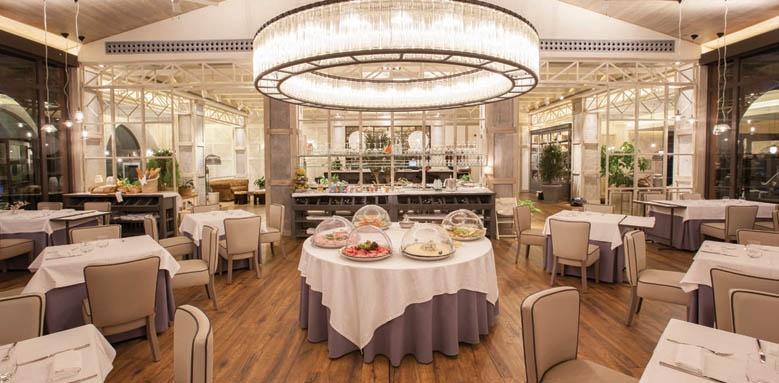 Lopesan Costa Meloneras Resort, la fontana restaurant