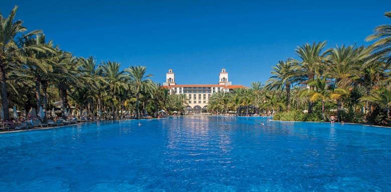 Lopesan Costa Meloneras Resort, hotel exterior