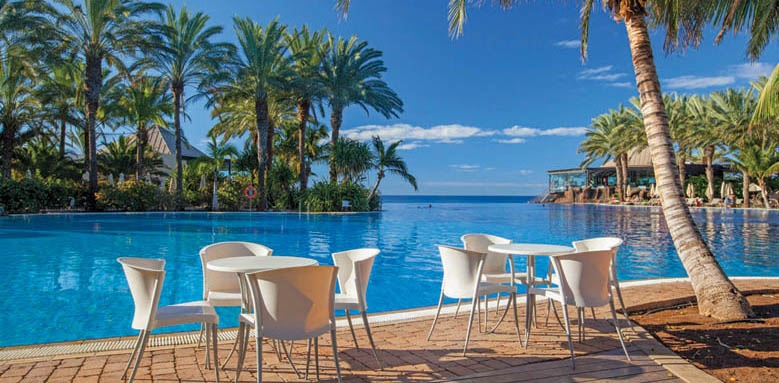 Lopesan Costa Meloneras Resort, arenal bar