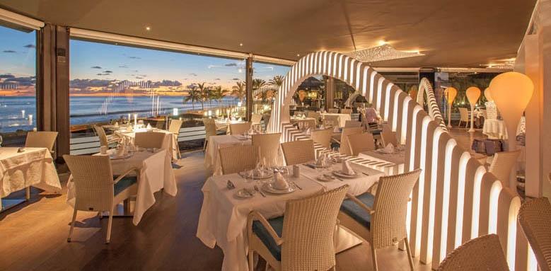Lopesan Costa Meloneras Resort, las rias restaurant