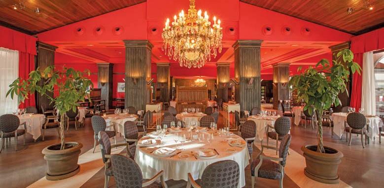 Lopesan Costa Meloneras Resort, ambassador restaurant