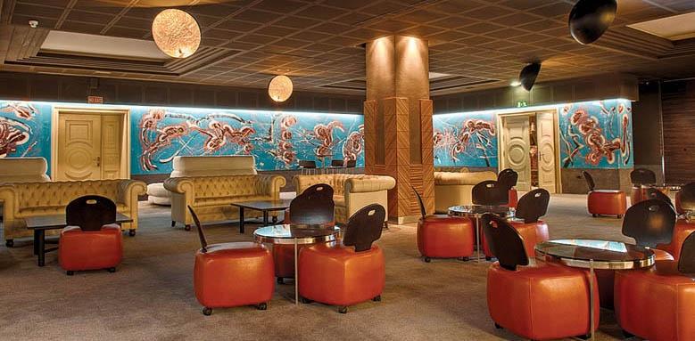 Lopesan Villa del Conde Resort & Thalasso, bar