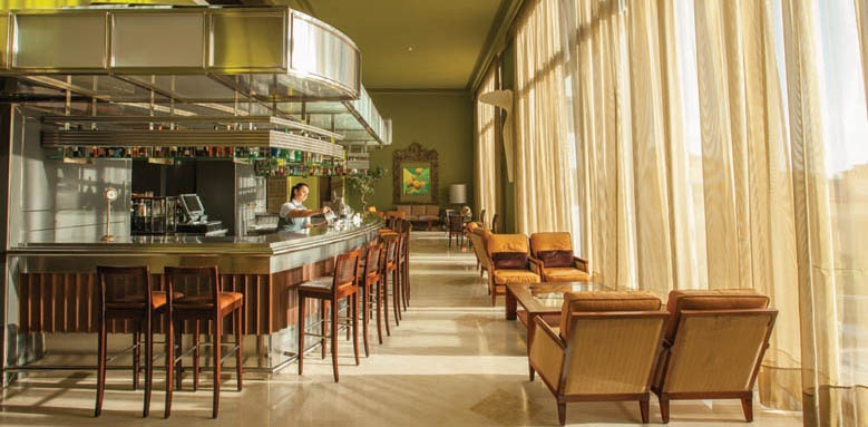 Lopesan Villa del Conde Resort & Thalasso, lobby bar