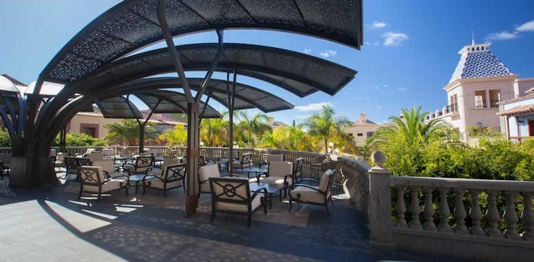 Lopesan Villa del Conde Resort & Thalasso, central patio