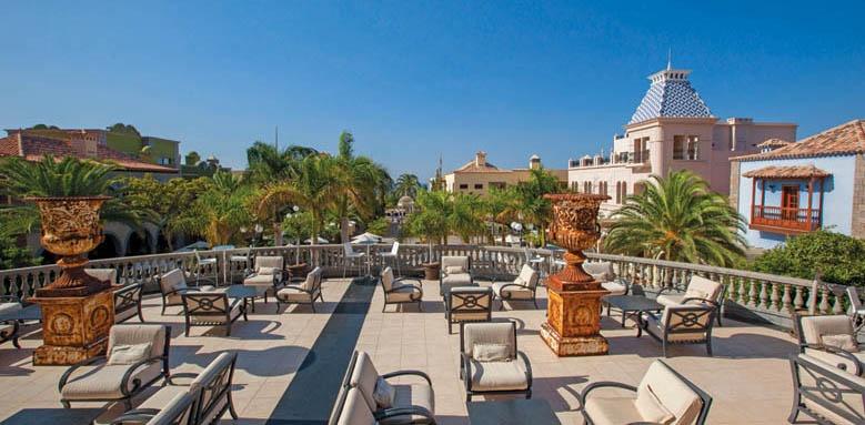 Lopesan Villa del Conde Resort & Thalasso, terrace