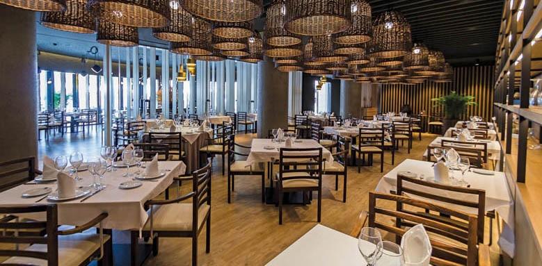Lopesan Villa del Conde Resort & Thalasso, plaza restaurant