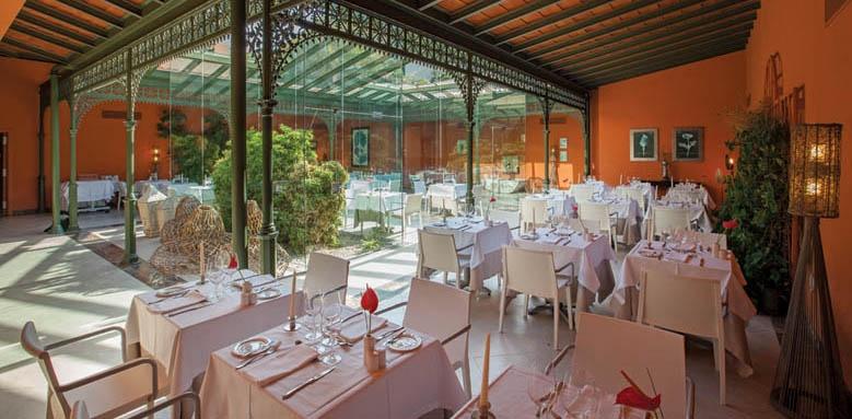 Lopesan Villa del Conde Resort & Thalasso, Italian restaurant