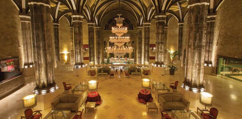 Lopesan Villa del Conde Resort & Thalasso, lobby
