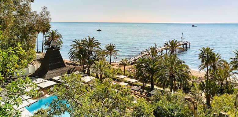 Marbella Club, beach club
