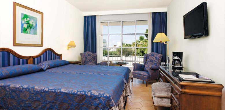 Melia Cala D'Or Boutique Hotel, standard twin room