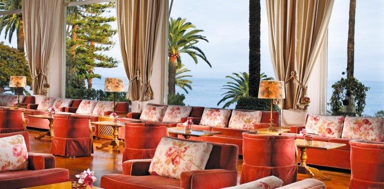 Royal Hotel Sanremo, lounge