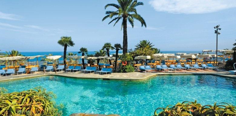 Royal Hotel Sanremo, pool