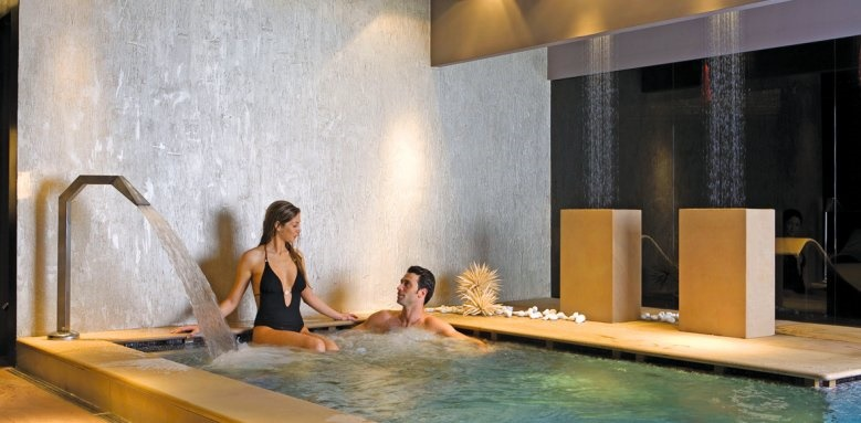 Royal Hotel Sanremo, spa pool