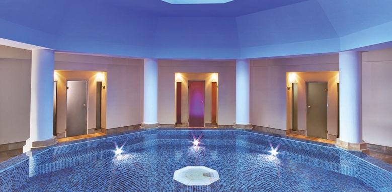 st. regis mardavall, indoor pool