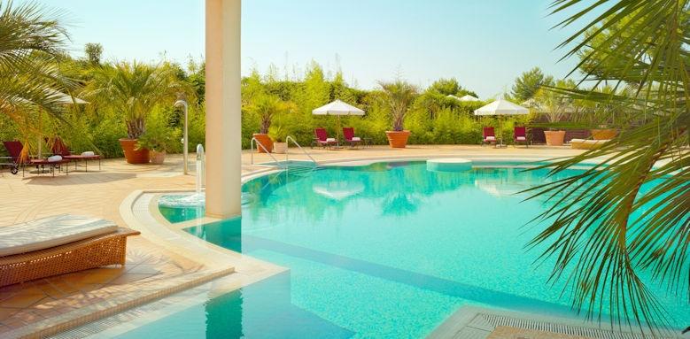 st. regis mardavall, outdoor pool