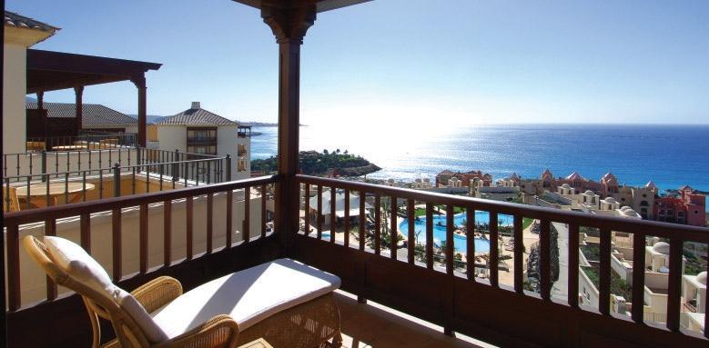 Vincci Seleccion La Plantacion del Sur, balcony view