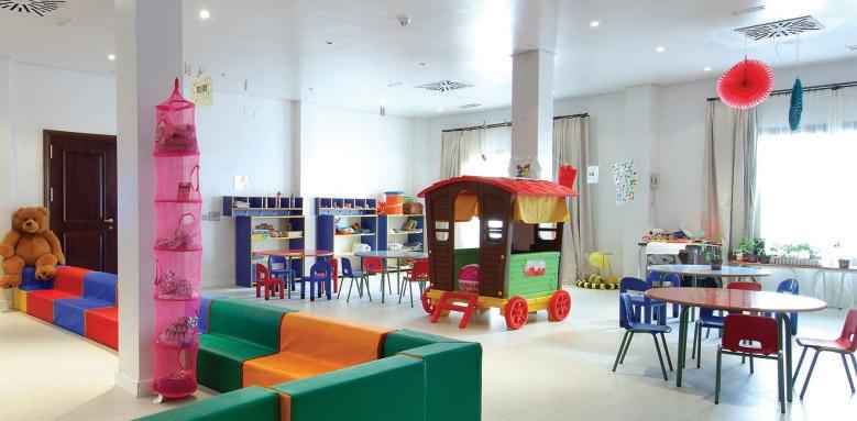 Vincci Seleccion La Plantacion del Sur, children's play area