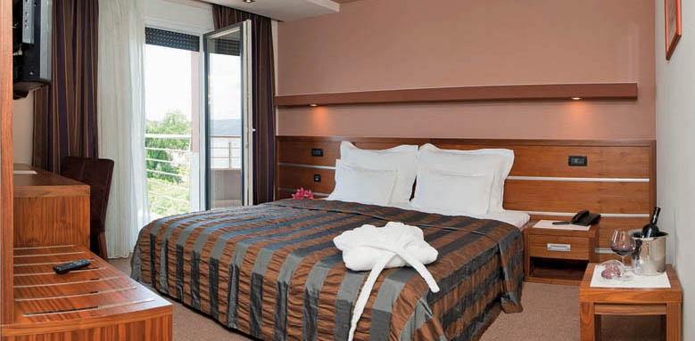 Plaza Omis, standard room