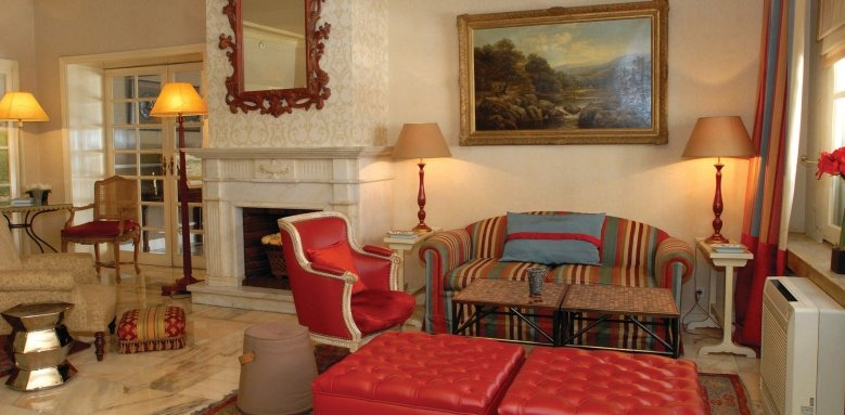 Hotel Lisboa Plaza, interior