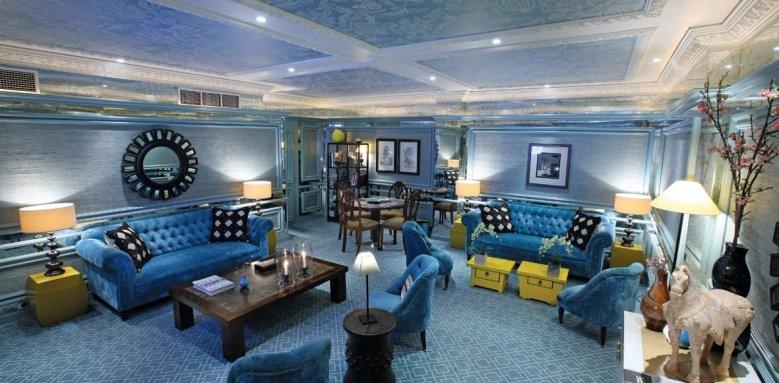 Hotel Lisboa Plaza, lounge
