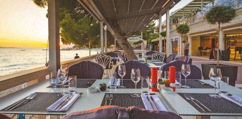 park makarska, restaurant