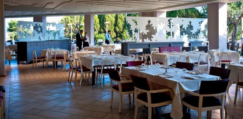 Spazio Oasi, Restaurant